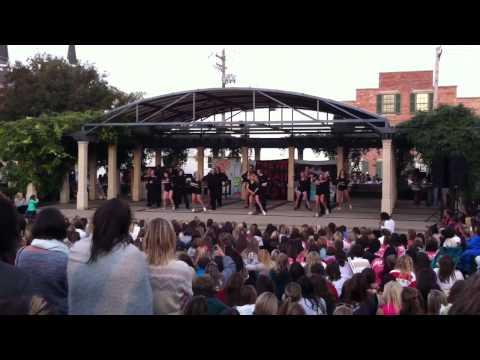 Alpha Phi, Acacia, Kappa Sigma - Miami University Bandstand 2012