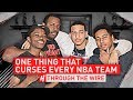 One Thing That Curses Every NBA Team | Through The Wire Podcast