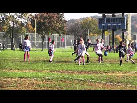 Richmondtown Rush At Our Lady of Good Counsel Blue Dolphins - 10/20/2012
