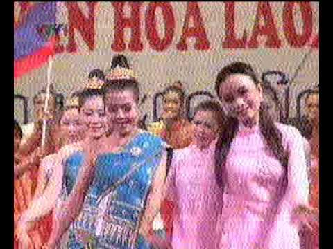 Ca khuc Tinh Viet  Lao