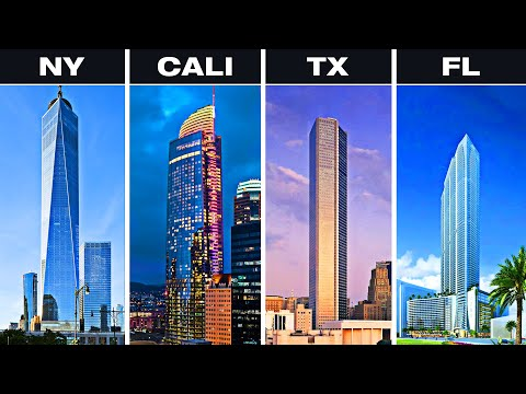 The Tallest Building In Each U.S. …