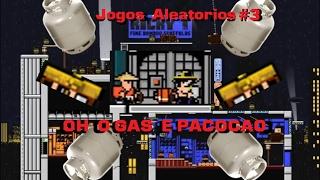 Jogos Aleatórios#3 - OLHA O GÁS! e paçocão - SuperFighters Deluxe(SFD)