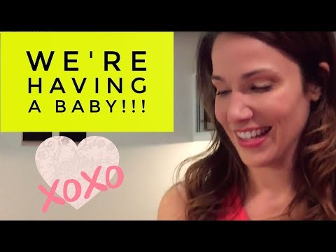 We're Having a Baby! Live Pregnancy Test Reaction!! Finding out I'm Pregnant!