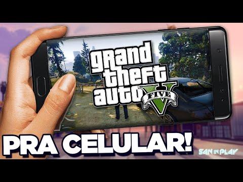 Estão FAZENDO o GTA V pra CELULAR e ROCKSTAR revela NOVIDADES sobre GTA V de PS5!