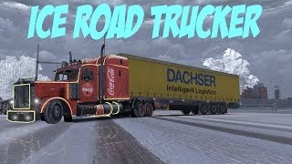 Ice Road Trucker - Euro Truck Simulator 2