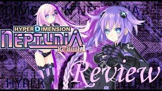 Hyperdimension Neptunia Re;Birth 1 - Playstation Vita Review {English, Full 1080p HD}