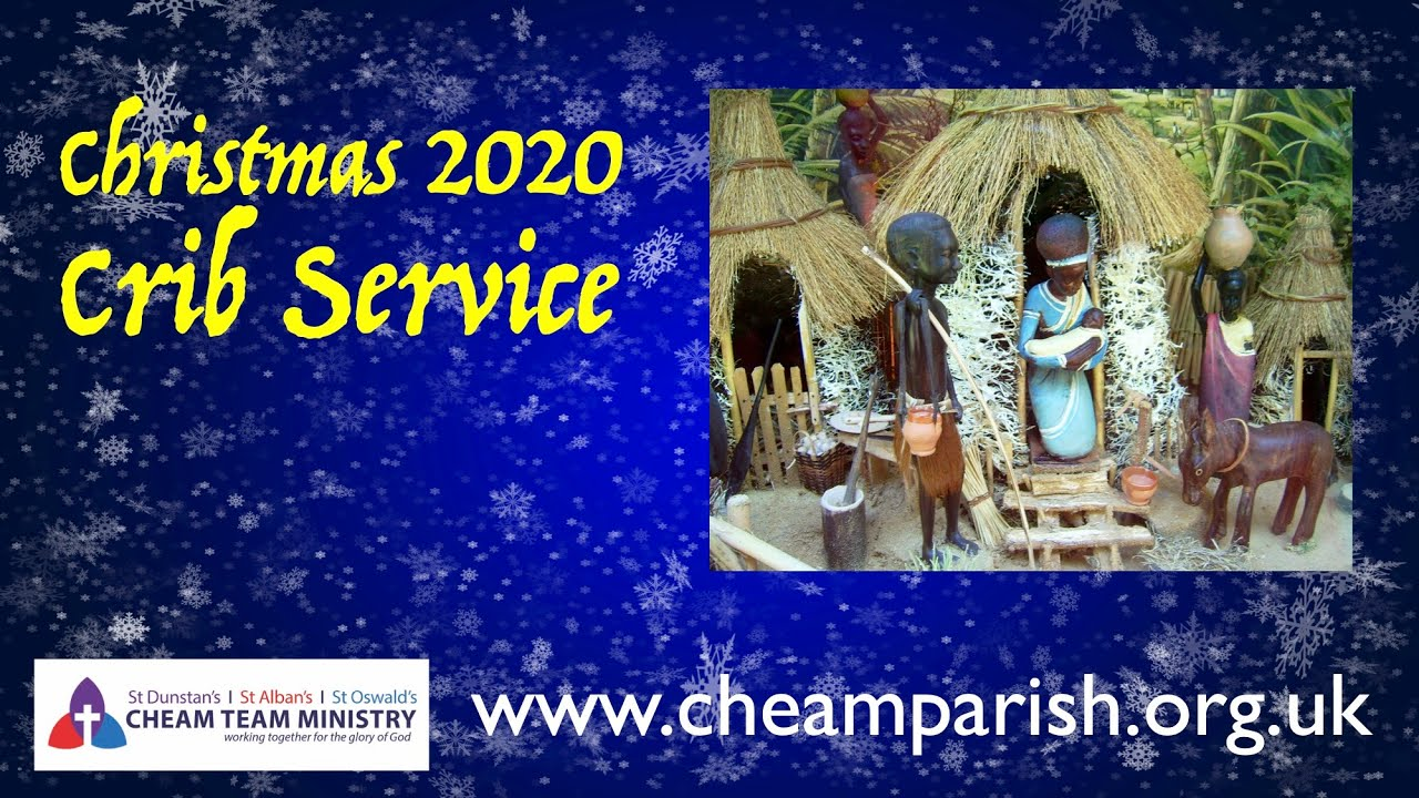 Crib Service - Christmas Eve 2020