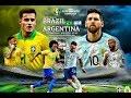 🔴Trực Tiếp Bóng Đá Hôm Nay _ FULL MATCH _ Brazil Vs Argentina -- Bán Kết Cúp Nam Mỹ 2019 ( Messi)