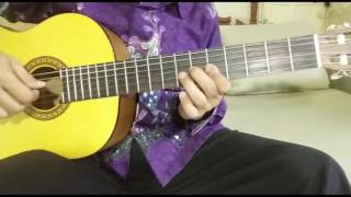Indonesia Raya (Fingerstyle Cover)
