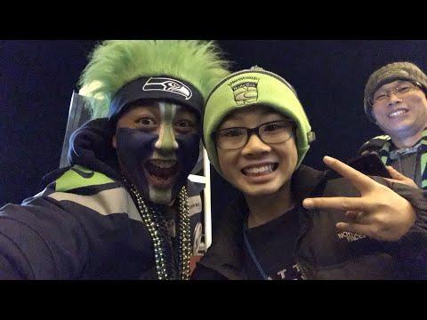 Fan Reaction: Seahawks Vs Vikings Monday Night Football 2nd Half (NorbCam Reacts)