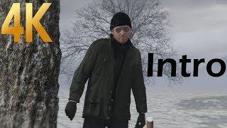 GTA V 2018 Campaign (4K HDR) Gameplay Walkthrough INTRO(XBOX ONE X)