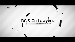 Get To Know RC & Co Lawyers