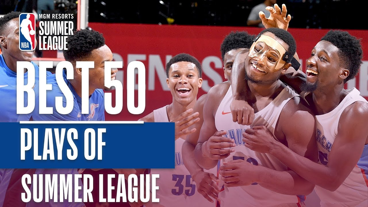 By The Numbers: MGM Resorts NBA Summer League 2019