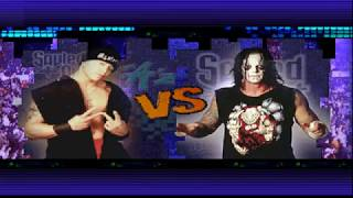 WCW Backstage Assault Matches - Rey Mysterio Jr. vs Vampiro (REQUEST)
