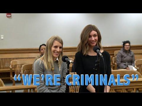 """We're Criminals"""