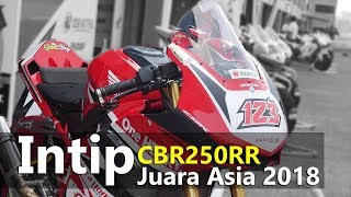 Video VLOG : Intip CBR250RR AHRT Juara Asia AP250 2018 download MP3, 3GP, MP4, WEBM, AVI, FLV Oktober 2018