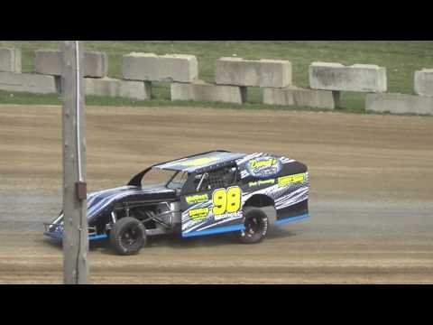 25. Austin Wonch at Crystal Motor Speedway Test and Tune, 04-09-17
