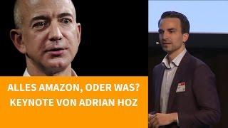 Alles Amazon, oder was? - Vortrag von Adrian Hotz