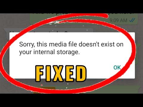 WhatsApp Sorry This