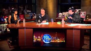 The Artie Lange Show - MaryJean Le (in studio) Part 1