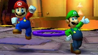 Mario Party Star Rush - Balloon Bash (Map 1)