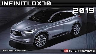 2019 INFINITI QX70 Review Rendered Price Specs Release Date