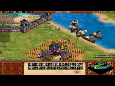 Age of Empires 2: William Wallace Mision 7 - La batalla de Falkirk