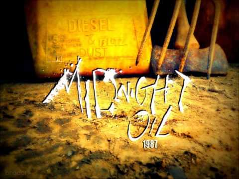 Midnight Oil - Diesel & Dust - Full Album - 1987