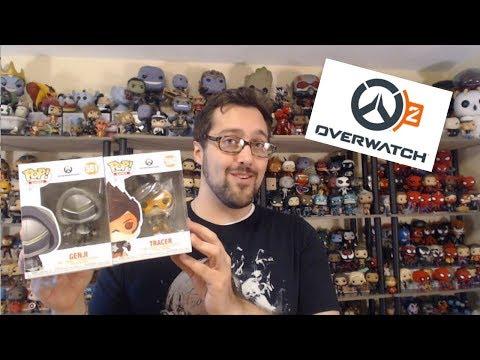 Funko Pop Overwatch 2 Unboxing
