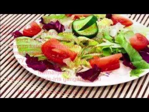 Salad Sayuran Untuk Mengobati Kanker Serviks