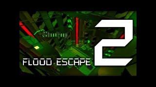 Roblox | Flood Escape 2 Map Test - Easierup (Solo)