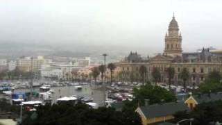 Cape Town weather 8th September 2011