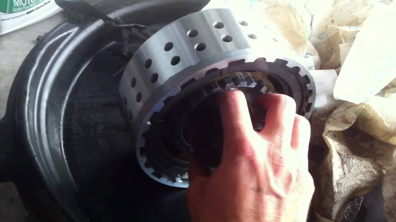 Suzuki Burgman 650  Clutch cover removal and diagnosis  YouTube