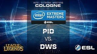 PID vs. DWS (Game 2) - IEM 2014 Cologne - CIS Qualifier - Semifinals - League of Legends