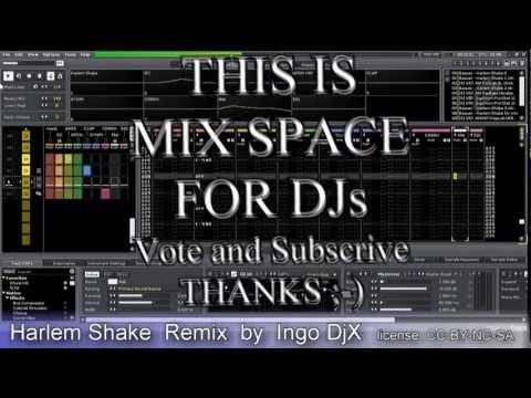 Harlem Shake Remix by Ingo Djx license CC BY-NC-SA
