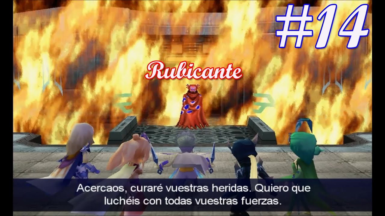 Final Fantasy Iv 2014