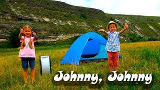 Johny Johnny yes papa mama song. Nursery rhymes collection songs jony | MeliMi kids show canal copii