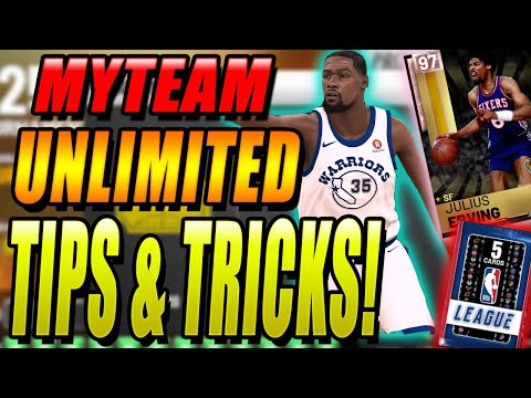 NBA 2K19 MYTEAM UNLIMITED TIPS & TRICKS! STRATEGIES TO GO 12-0