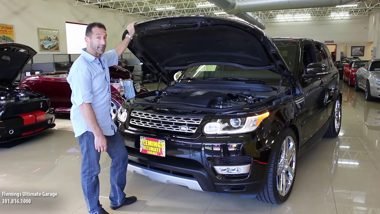 Garage Sale Rover 2015 Land Rover Range Rover For Sale With Test Drive Driving Sounds And Walk Through Video