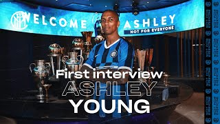 ASHLEY YOUNG  Exclusive first Inter TV Interview  WelcomeAshley  SUB ITA