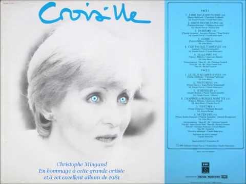 Nicole Croisille - J'ai appris la musique avant toi - 1981