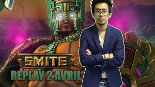 SMITE - Guerrier Chaac - HOW CAN WE WIN THIS? - By LRB / Xari & DFG [Replay 2 Avril 2014]