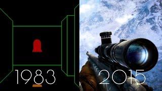 1983~2015年のFPSの歴史を振り返る - History of First Person Shooter