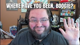 Rambling:  Where's the videos and streams, BOOGIE?!!?!?