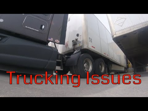 Trucker Vlog #240 Dollar General Delivery Issues
