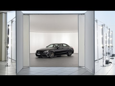 360 Degree Car Photography with Hensel & XY Imager / BRABUS Photo Studio
