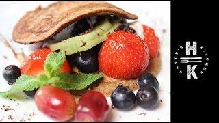 Protein, Banana Pancakes - Flour-less