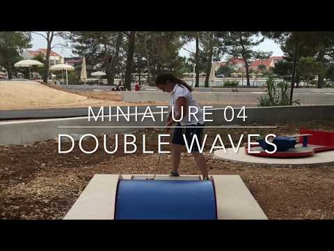 Miniature Lane 4 - Double Waves (World Championships 2017)