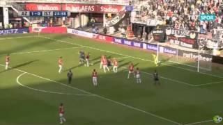 Лига Европы. 3-й отборочный раунд. АЗ Алкмаар (Нидерланды) - Истанбул (Турция) 2:0