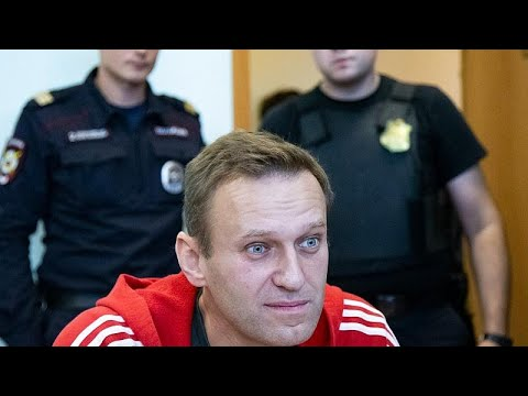 Navalny poisoning: Russia slams retaliatory sanctions on EU officials